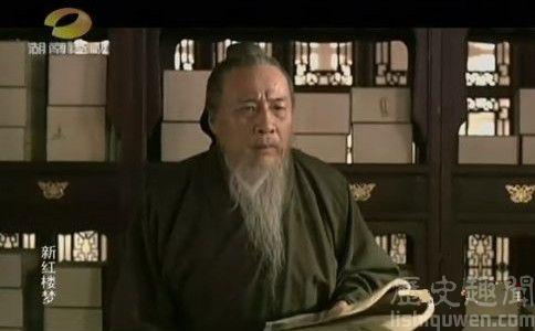 贾代儒的父亲是谁 贾代儒和贾府的关系